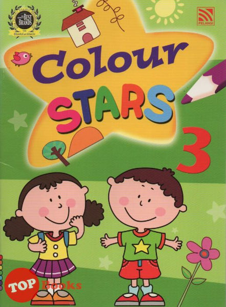 [Pelangi Kids] Colour Stars 3