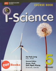 i-Science Course Book Primary 5