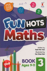 Fun Hots Maths Book 3 (Age 9-11)