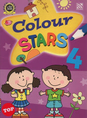 [Pelangi Kids] Colour Stars 4