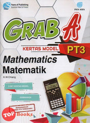 Pan Asia-Grab A Kertas Model PT3 Mathematics (Dwi) -2019