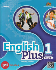 [Mybookstore Teks] English Plus Second Edition 1 Student's Book