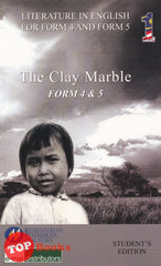 [E-mal Teks] Literature The Clay Marble Form 4 and 5