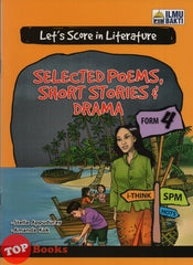 Let's Score in Literature Selected Poems, Short Stories & Drama Form 4