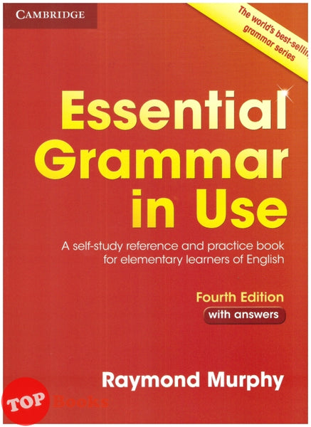 Essential Grammar In Use 4rd Edition Book with answer