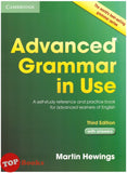 Advanced Grammar in Use 3rd Edition Book With Answer