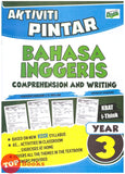 Aktiviti Pintar Bahasa Inggeris (Comprehension & Writing) Year 3 -2019