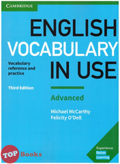 [Cambridge] Cambridge English Vocabulary in Use Advanced Book with Answers