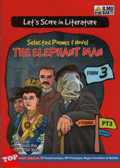 Let's Score In Literature Selected Poems & Novel The Elephant Man Form 3