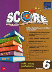 [SAP SG] Score English Workbook 6