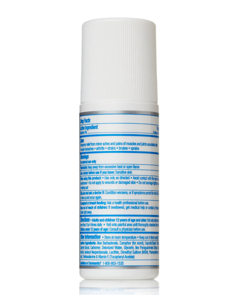 Pain Relieving Roll On - Myo-Breathe Performance Skincare