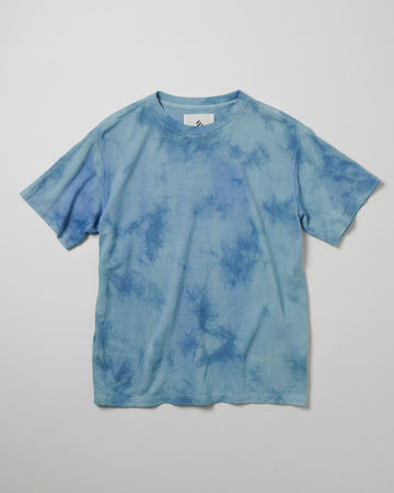 UNISEX NATURAL TIE-DYE T-SHIRT