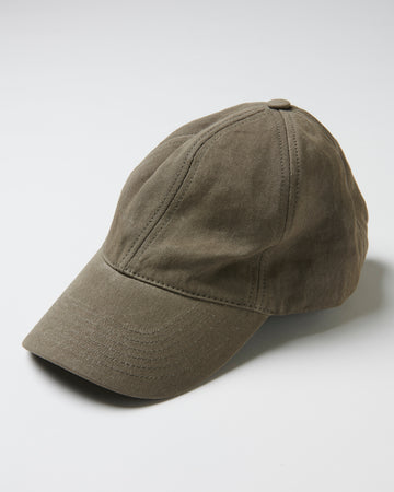 CASUAL CAP DYED WITH VEGETATION