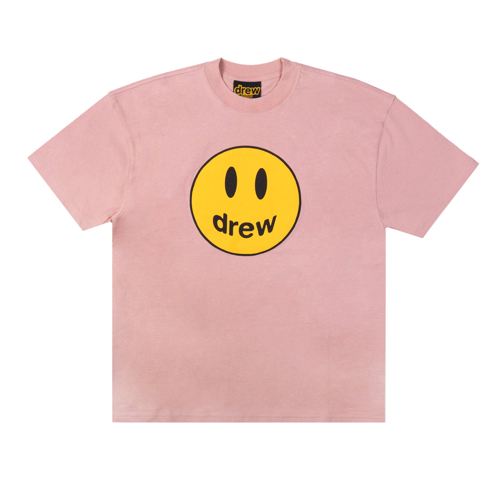 Drew House Justin Bieber Tee Shirt - Dusty Rose | Australia New Zealand