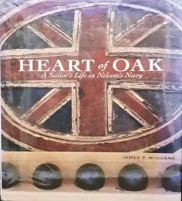 Heart of Oak - James P. McGuane