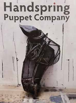 Handspring Puppet Company (inscribed)