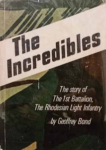 The Incredibles (first edition) - Geoffrey Bond
