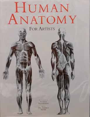 Human Anatomy for Artists - Szunyoghy, Feher