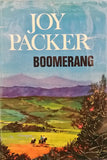 Boomerang (inscribed) - Joy Packer