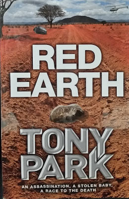 Red Earth (signed) - Tony Park