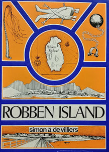 Robben Island (first edition) - Simon de Villiers