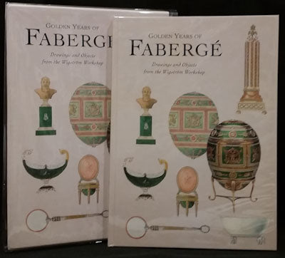 Golden Years of Faberge - Ulla Tillander-Godenhielm (with slipcase)