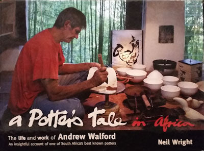 A Potter's Tale in Africa - Neil Wright