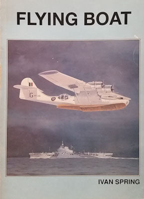 Flying Boat (signed and inscribed) - Ivan Spring