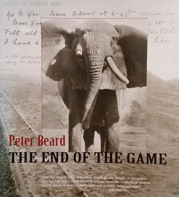 The End of the Game - Peter Beard
