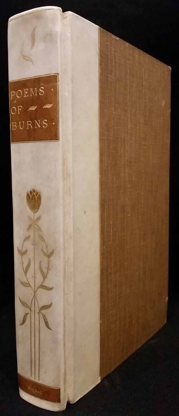 Poems of Burns - edited by J. Logie Robertson