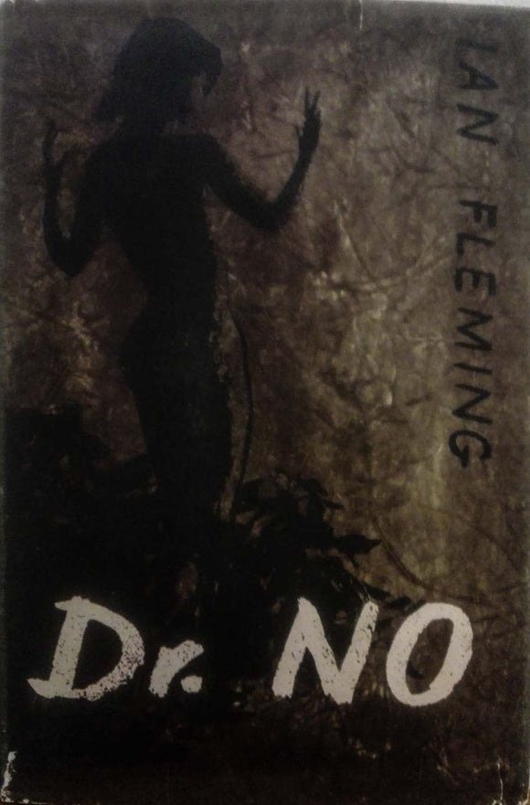 Dr. No - Ian Flemming (first edition)