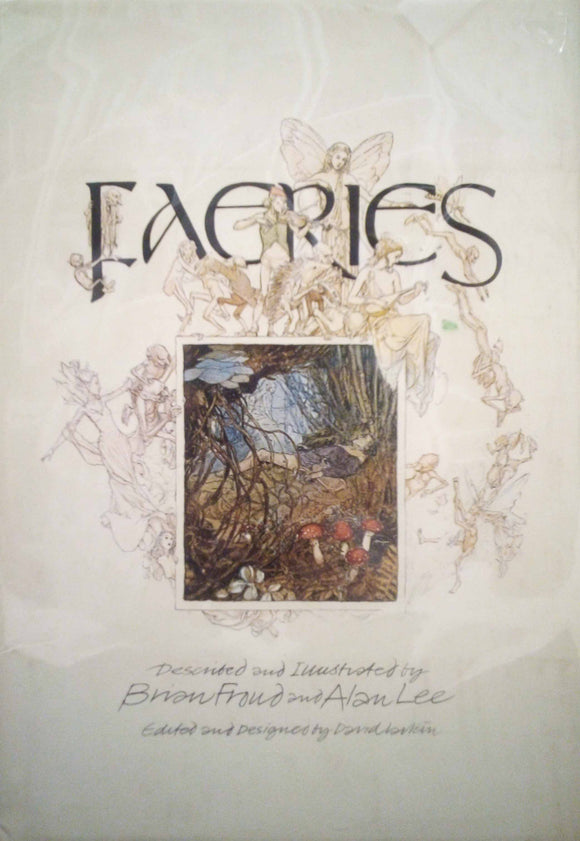 Faeries - Brian Froud & Alan Lee