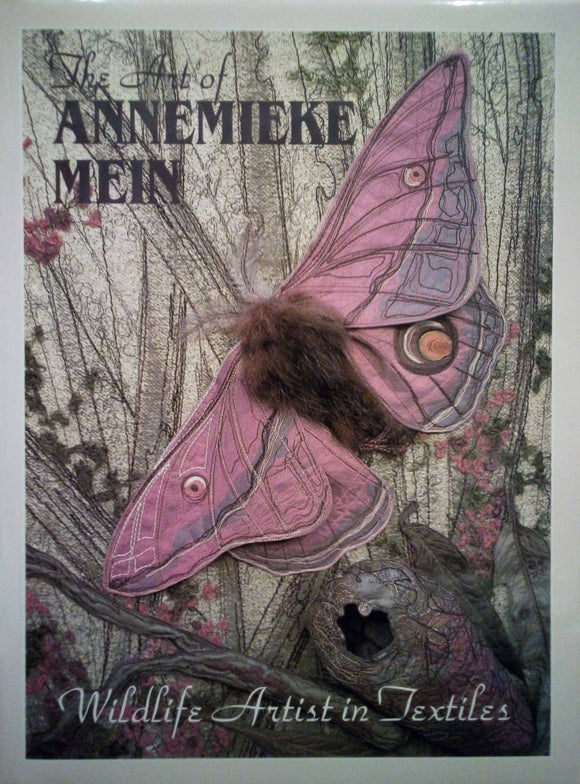 The Art of Annemieke Mein: Wildlife Artist in Textile