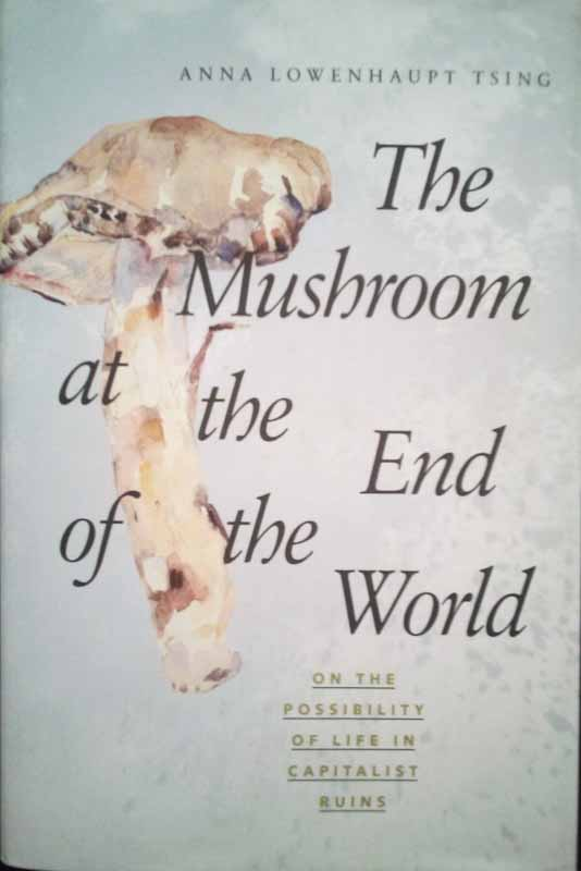 The Mushroom at the End of the World - Anna Lowenhaupt Tsing