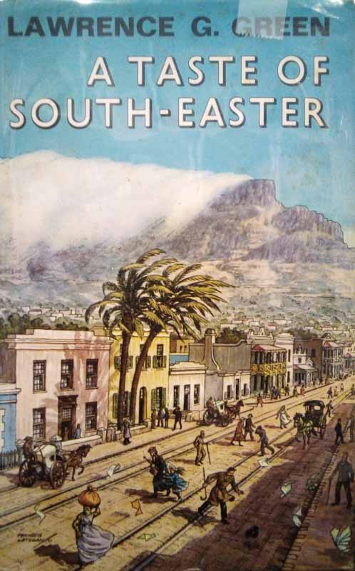 A Taste of South-Easter (first edition) - Lawrence Green