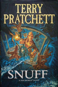 Snuff (first edition) - Terry Pratchett