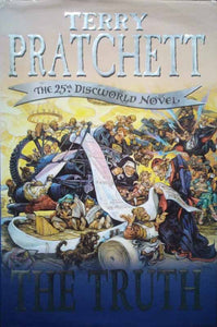 The Truth (first edition) - Terry Pratchett