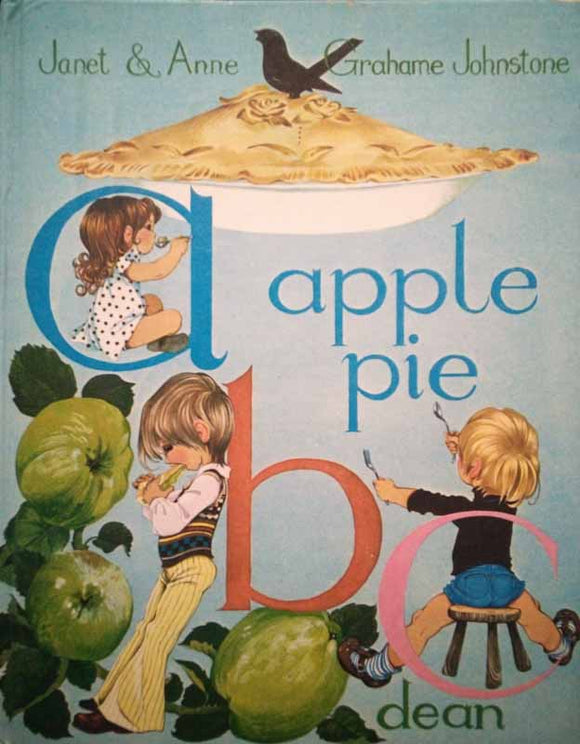 A Apple Pie (first edition) - Janet & Anne Grahame Johnstone