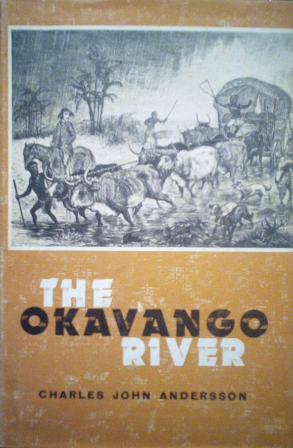 The Okavango River (numbered) - Charles Andersson