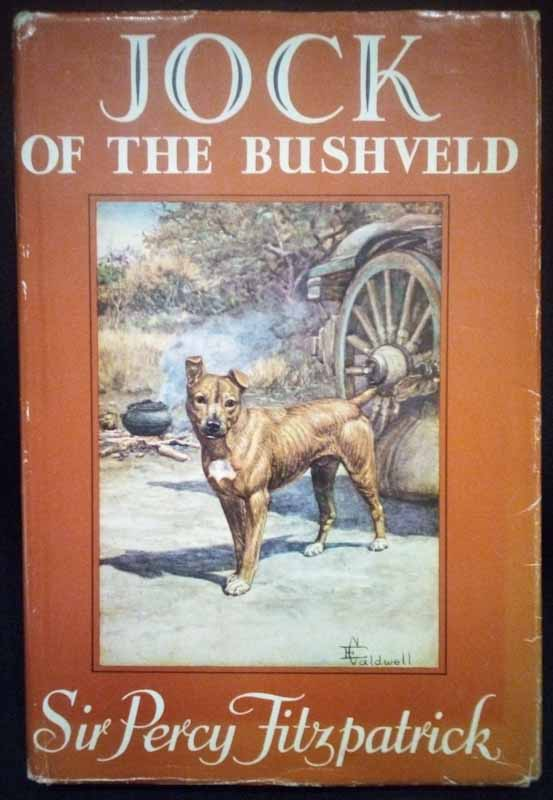 Jock of the Bushveld (1966 edition) - Percy Fitzpatrick