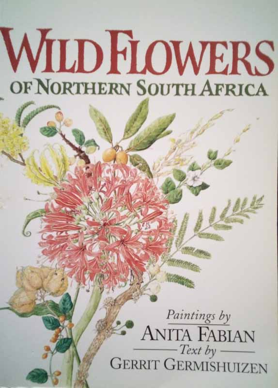 Wild Flowers of Northern South Africa - Anita Fabian, Gerrit Germishuizen