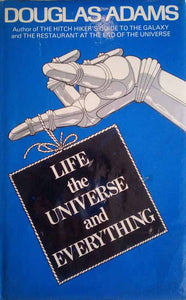 Life, the Universe and Everything (first edition) - Douglas Adams