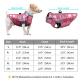 Clothes For Small Dogs Waterproof Puppy Pet Jacket Winter Warm Vest - FastAndSafeStoreFastAndSafeStore