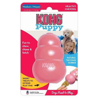 XS-L KONG Puppy Dog Toy with Your Choice of Dog Treat - FastAndSafeStoreFastAndSafeStore