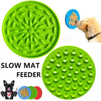 LickiMat Style Slow Feeder Mat for Dogs & Cats Prevent Indigestion and Enriches Meal Time - FastAndSafeStoreFastAndSafeStore