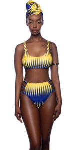 Summer Flare 3 Piece Swimsuit