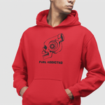 Sudadera Fuel Addicted Turbo