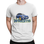 Camiseta renault clio williams clásico