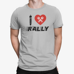 "Camiseta ""I love Rally"""