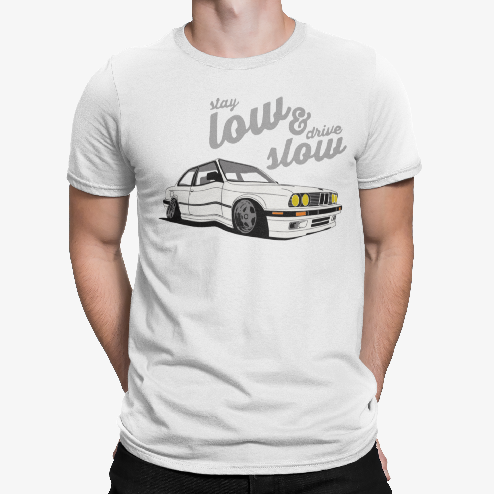 "Camiseta ""Low and Slow"""